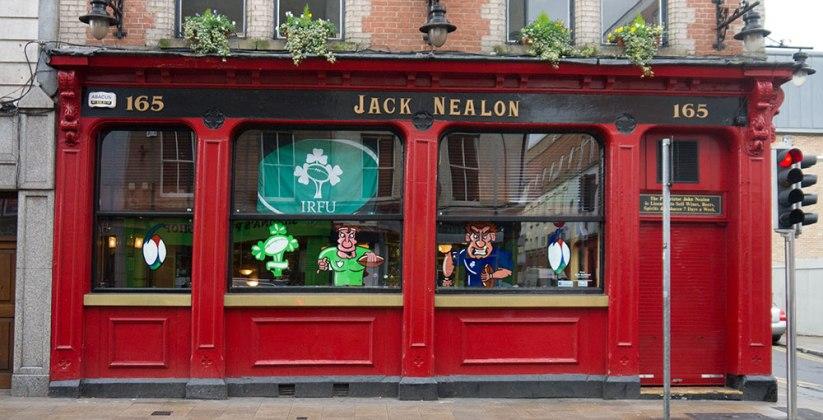 Jack Nealon Pub Dublin