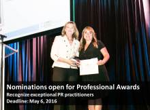 Publicity Club of New England Professional Awards