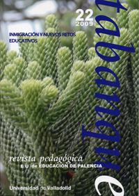 TABANQUE. REVISTA PEDAGÓGICA 22 (2009) - INMIGRACIÓN Y NUEVOS RETOS EDUCATIVOS