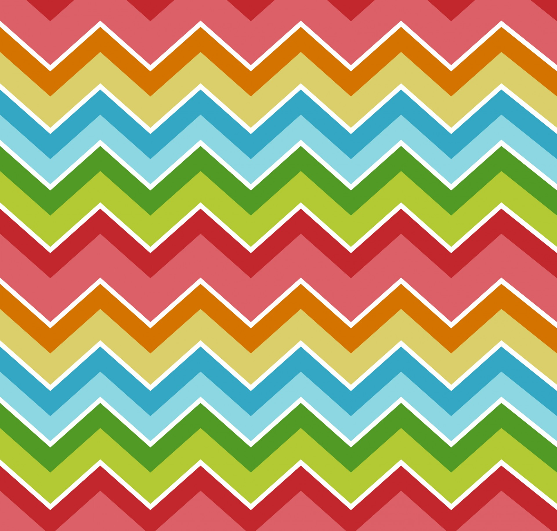 Vector Wallpaper Fall Colors Chevrons Zigzag Colorful Background Free Stock Photo
