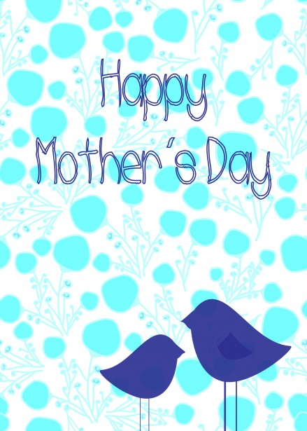 card mother day