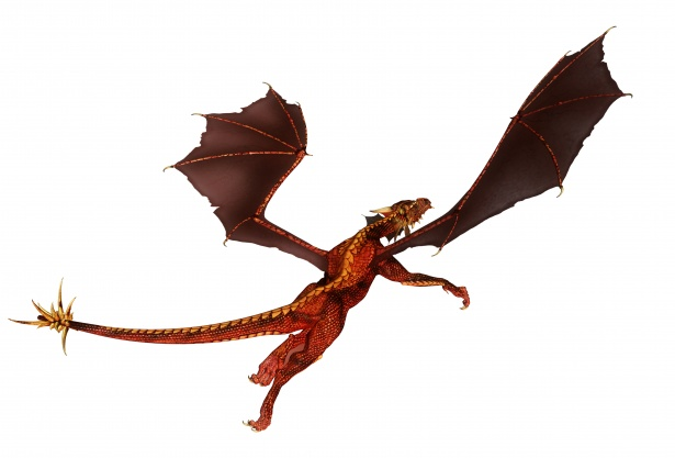 Cute Chinese Cartoon Wallpaper Red Dragon In Flight Free Stock Photo Public Domain Pictures