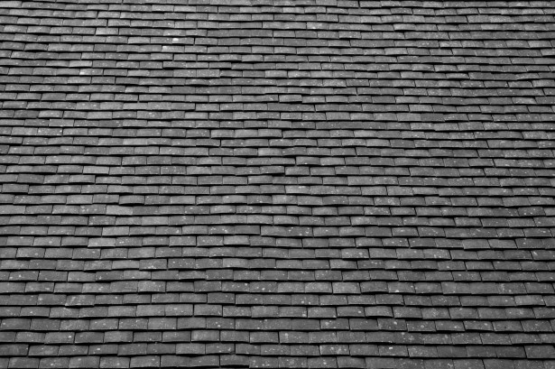 Black And White Wallpaper Pattern Roof Tiles Background Free Stock Photo Public Domain