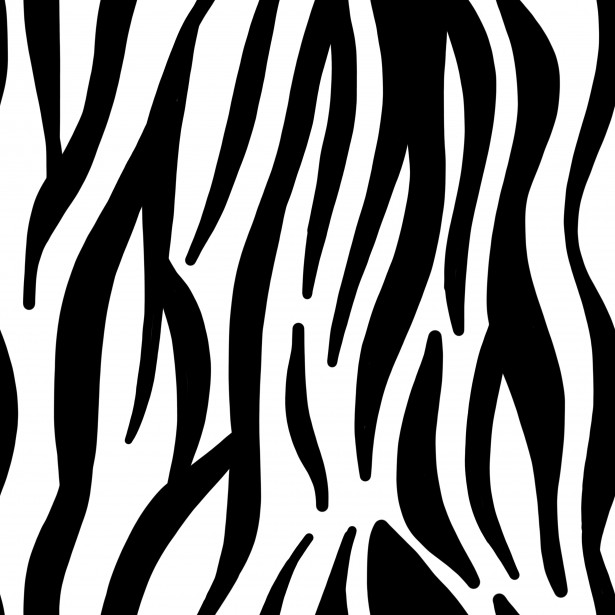 Black Textured Wallpaper Seamless Zebra Pattern Free Stock Photo Public Domain