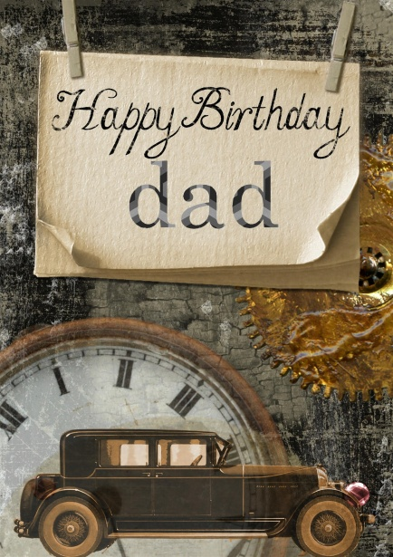 Quotes Wallpaper Free Download Happy Birthday Dad Greeting Card Free Stock Photo Public