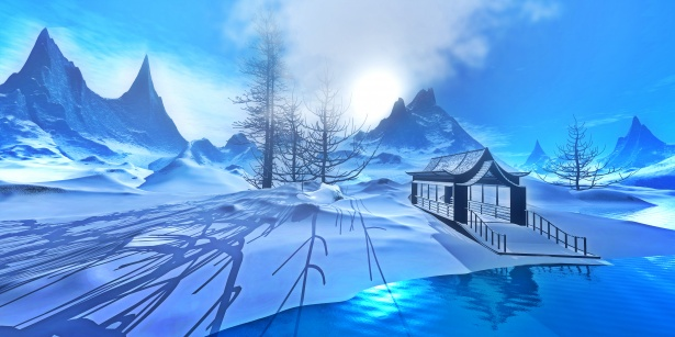 3d Dark Wallpapers Free Download Winter Fantasy 2 Free Stock Photo Public Domain Pictures