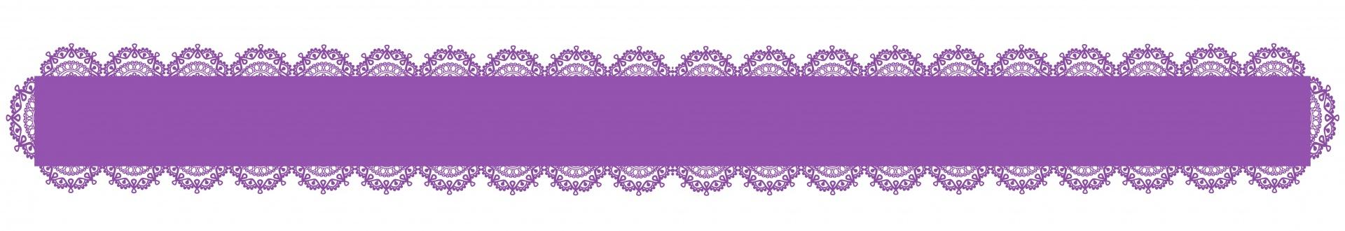 Decorative Purple Ribbon Free Stock Photo - Public Domain Pictures