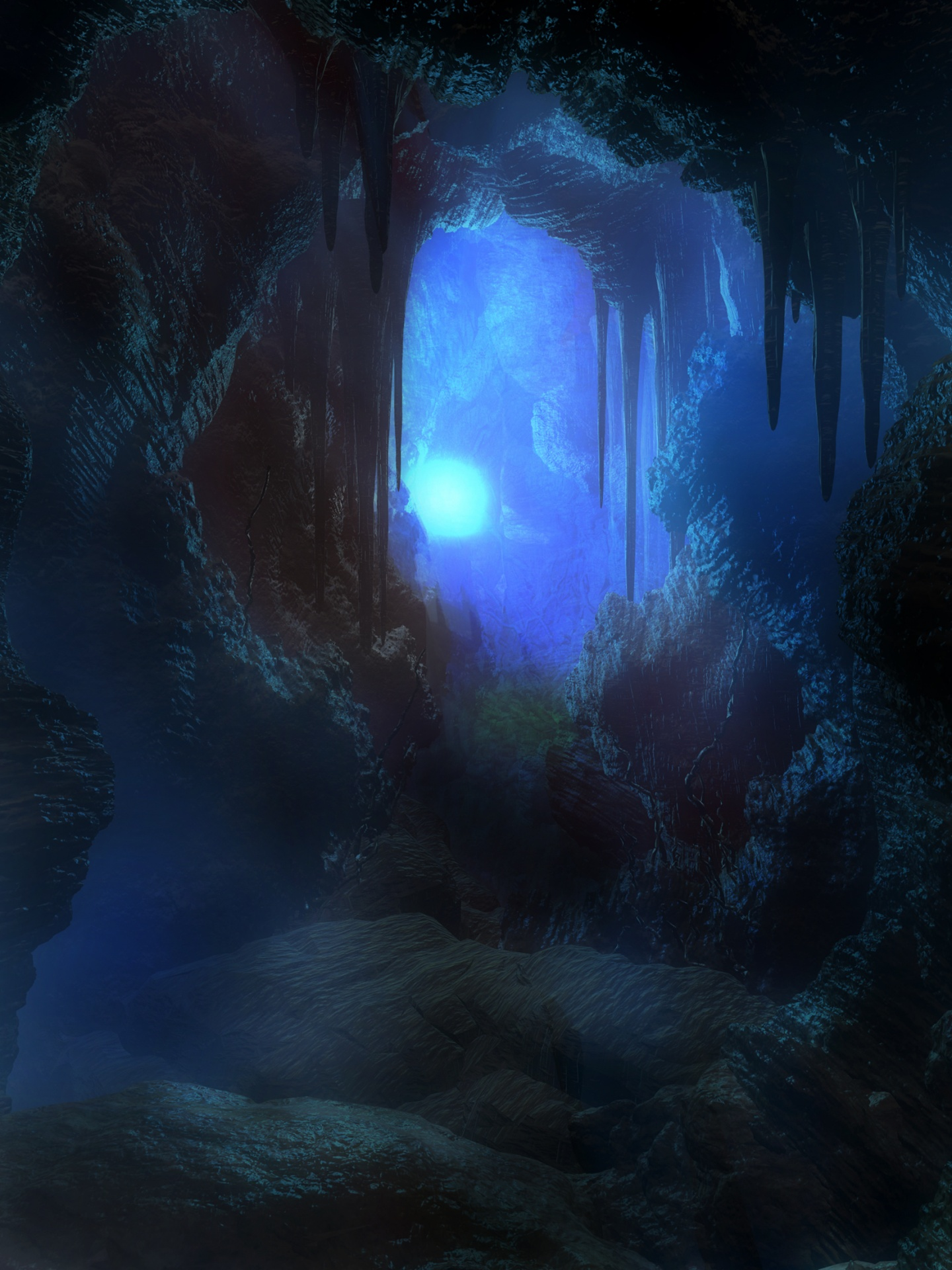 Dark 3d Wallpaper Caves Background 12 Free Stock Photo Public Domain Pictures