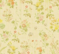 Floral Wallpaper Vintage Background Free Stock Photo ...