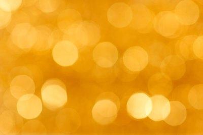 Sfocato sullo sfondo d'oro Immagine gratis - Public Domain Pictures