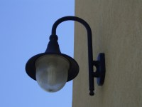 Outside Lamp Free Stock Photo - Public Domain Pictures