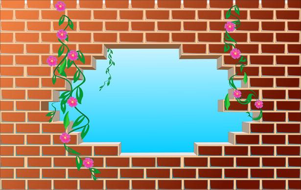 Cute Hd Wallpapers 1080p Widescreen Muro Di Mattoni Immagine Gratis Public Domain Pictures