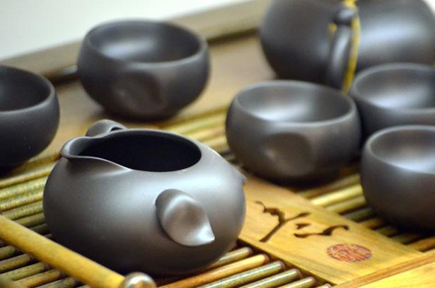 Asian Tea Set Free Stock Photo - Public Domain Pictures