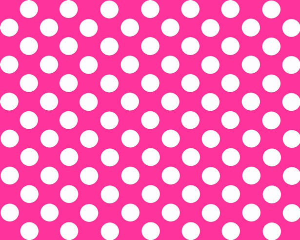 Pink Polka Dot Background Free Stock Photo - Public Domain Pictures