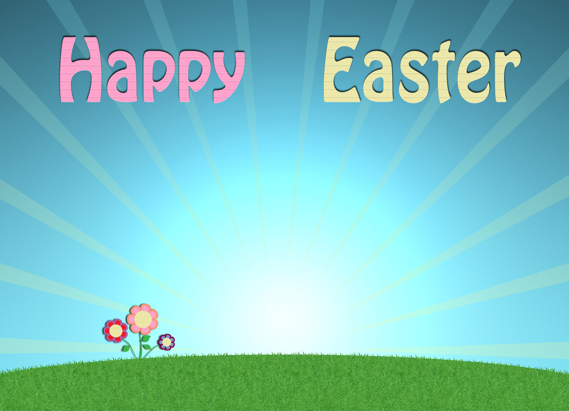 Portrait Wallpaper 3d Happy Easter Background Free Stock Photo Public Domain