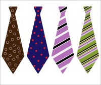 Neck Ties Clipart Free Stock Photo - Public Domain Pictures