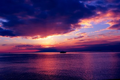 Sunset Background Free Stock Photo - Public Domain Pictures