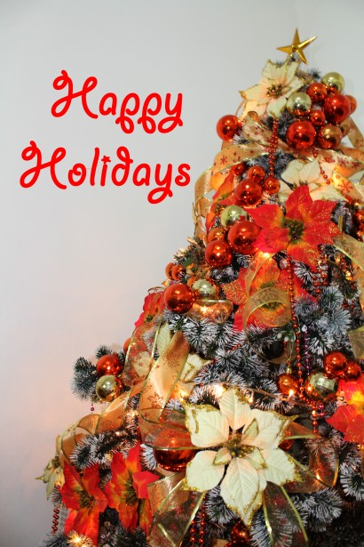 Happy Holidays Free Stock Photo - Public Domain Pictures