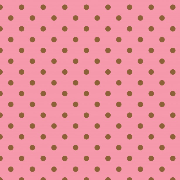 Polka Dots Background Pink Free Stock Photo - Public Domain Pictures
