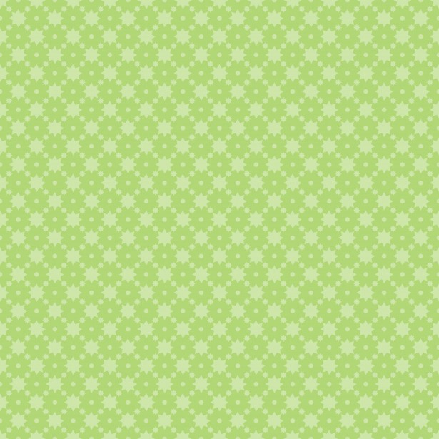Cute Cloud Wallpaper Stars And Dots Pattern Lime Green Free Stock Photo