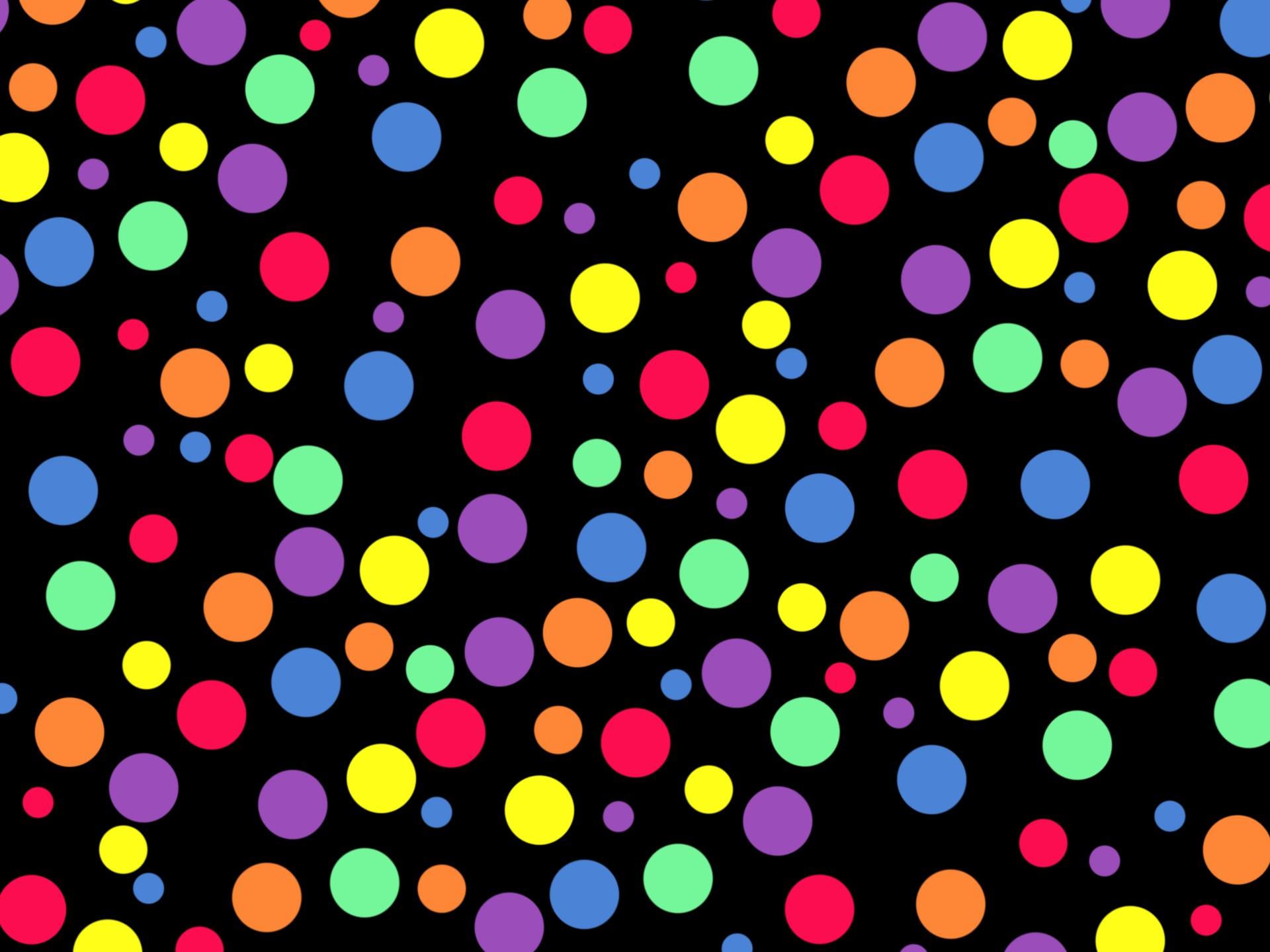 Black Dot Wallpaper Multicolor Dots Free Stock Photo Public Domain Pictures