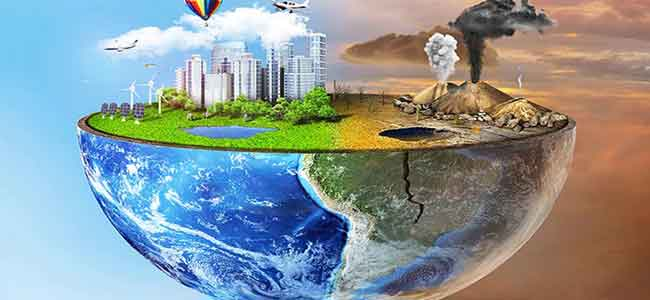 Pollution (Air, Water and Land) Effects on Health, Mitigation