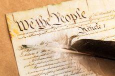 48633529 - us constitution.