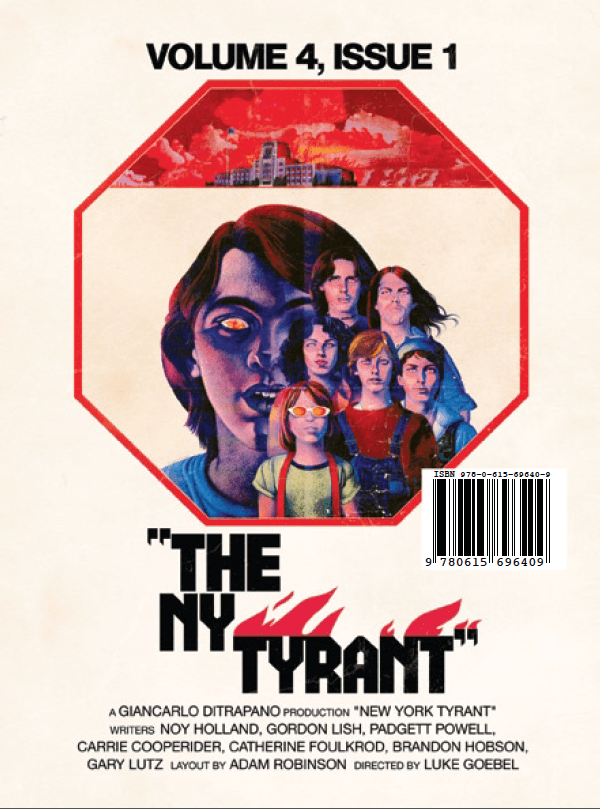 tyrant front