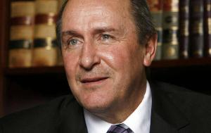 Former Utah Attorney General Mark Shurtleff was named, along with Swallow, in court documents seeking a protective order against the Attorney General's office. Having personally witnessed, and been the recipient, of Shurtleff's threatening behavior in the past, I don't find it hard to see why.
