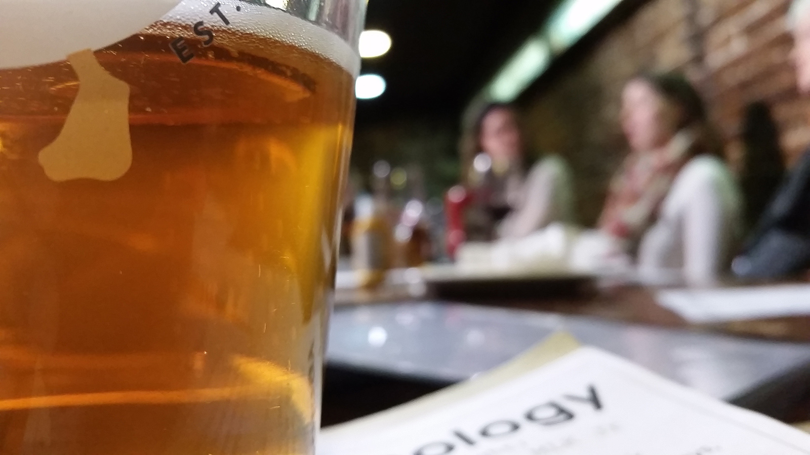 Pub Theology Is (not) a Waste of Time