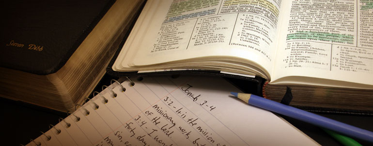 The Intimidating Task of Bible Study, Part 2