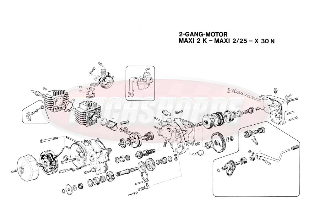 puch za50 wiring diagram