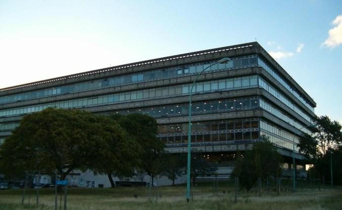 Edificio de la FADU