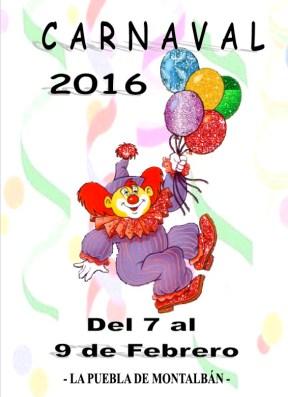 Portada carnaval 2106