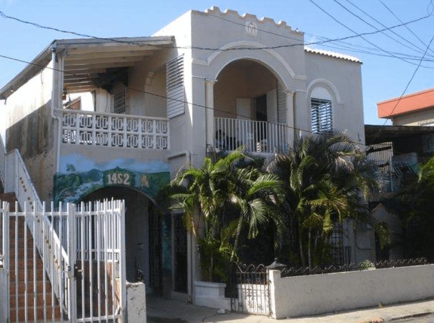 1452 Calle America – Santurce