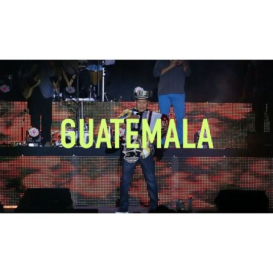 Carlos Vives en Guatemala. @carlosvives #teamvives #vivesenguatemala #vallenato #santamarta film/edit: Luis Carmona @puertoricounder @letusdotheworkforyou @luiscarmona