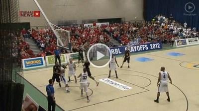 BBL Playoff Semi Final Leicester Riders VS Glasgow Rocks - Pukaar News - Leicester Pukaar News ...