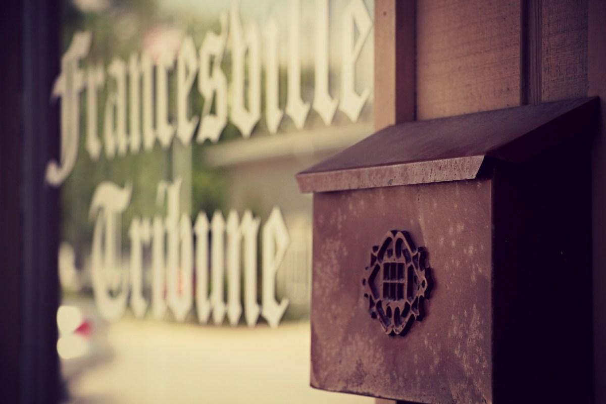 Indiana pulaski county francesville -  World Interested In The Welfare Of Francesville The Francesville Tribune Is A Hometown Weekly Focusing On The Southwestern Corner Of Pulaski County
