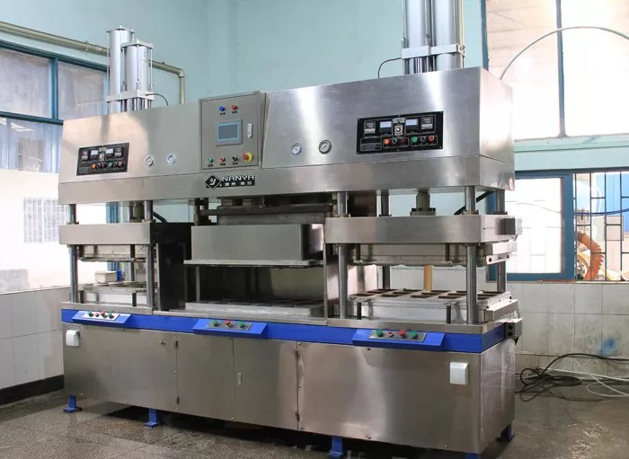 Semi Automatic Disposable Paper Plates Making Machine. SaveEnlarge & Automatic Paper Plate Machine - Castrophotos