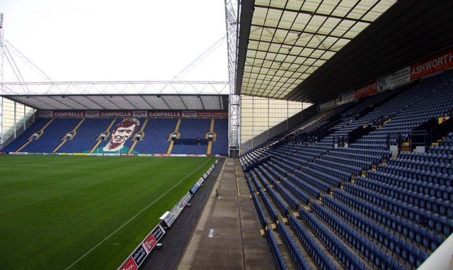 Preston North End's Deepedale ground