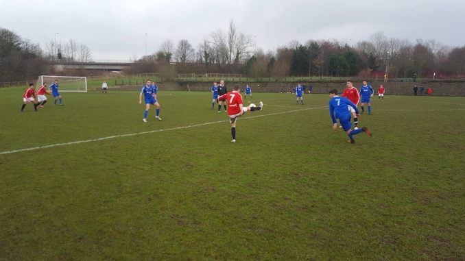 uclan firsts v newcastle
