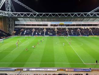 deepdale night v bristol