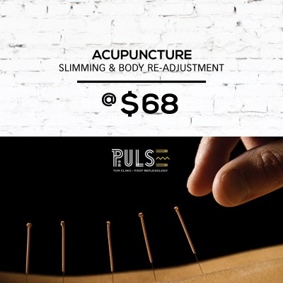 PULSE Acupuncture Slimming Trial