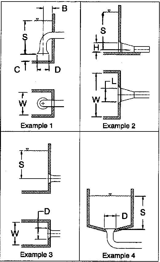 piping layout criteria