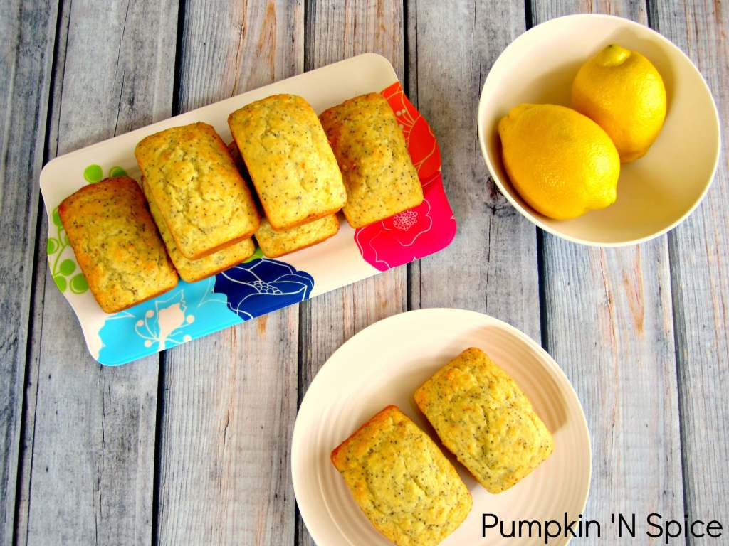LB8 1024x768 Mini Lemon Poppy Seed Loaves