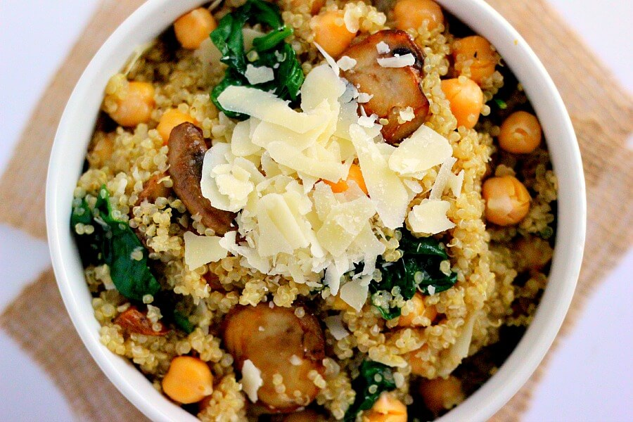 ... Quinoa Bowls will keep you full, satisfied, and on the healthy track
