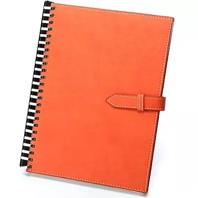 Top Quality Note Book with Buckle Office Stationery Manufacturer - notebook binder