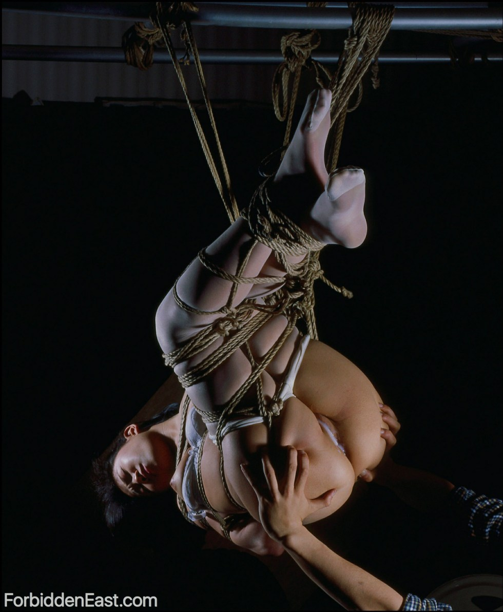 Japanese Shibari Suspension