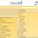 Mucelli, un nuevo servicio para escuchar múscia online