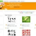 CoolVector, nuevo sitio para descargar vectores gratis